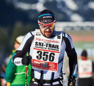 Ski Trail 2016, 30.01.2016, Tannheimer Tal, Austria (AUT) - Bad Hindelang, Germany (GER): Josef Windorfer (GER) - Skitrail Tannheimertal, Bad Hindelang (GER). www.nordicfocus.com. © Felgenhauer/NordicFocus. Every downloaded picture is fee-liable.