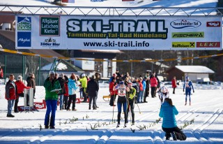 Ski Trail 2016, 30.01.2016, Tannheimer Tal, Austria (AUT) - Bad Hindelang, Germany (GER): Sabrina Schairer (AUT) - Skitrail Tannheimertal, Bad Hindelang (GER). www.nordicfocus.com. © Felgenhauer/NordicFocus. Every downloaded picture is fee-liable.