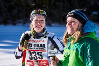Ski Trail 2016, 30.01.2016, Tannheimer Tal, Austria (AUT) - Bad Hindelang, Germany (GER):Jessica Mueller (GER) - Skitrail Tannheimertal, Bad Hindelang (GER). www.nordicfocus.com. © Felgenhauer/NordicFocus. Every downloaded picture is fee-liable.