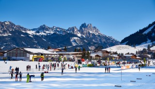 Ski Trail 2016, 30.01.2016, Tannheimer Tal, Austria (AUT) - Bad Hindelang, Germany (GER): crowded ski stadium of Tannheim  - Skitrail Tannheimertal, Bad Hindelang (GER). www.nordicfocus.com. © Felgenhauer/NordicFocus. Every downloaded picture is fee-liable.