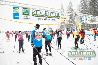 Ski Trail 2016, 31.01.2016, Tannheimer Tal, Austria (AUT) - Bad Hindelang, Germany (GER): snowy start scenery  - Skitrail Tannheimertal, Bad Hindelang (GER). www.nordicfocus.com. © Felgenhauer/NordicFocus. Every downloaded picture is fee-liable.