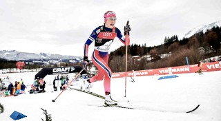 Wintersport, 05.01.2016, Oberstdorf, Germany (GER):Therese Johaug (NOR) - FIS world cup cross-country, tour de ski, individual sprint, Oberstdorf (GER). www.nordicfocus.com. © Felgenhauer/NordicFocus. Every downloaded picture is fee-liable.