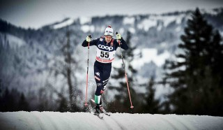 Wintersport, 05.01.2016, Oberstdorf, Germany (GER):Federico Pellegrino (ITA) - FIS world cup cross-country, tour de ski, individual sprint, Oberstdorf (GER). www.nordicfocus.com. © Felgenhauer/NordicFocus. Every downloaded picture is fee-liable.
