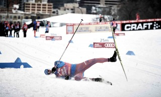 Wintersport, 02.03.2016, Montreal, Canada (CAN):Sergey Ustiugov (RUS) - FIS world cup cross-country, mass men, Montreal (CAN). www.nordicfocus.com. © Felgenhauer/NordicFocus. Every downloaded picture is fee-liable.