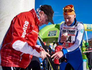 Ski Trail 2016, 30.01.2016, Tannheimer Tal, Austria (AUT) - Bad Hindelang, Germany (GER): ski preparations  - Skitrail Tannheimertal, Bad Hindelang (GER). www.nordicfocus.com. © Felgenhauer/NordicFocus. Every downloaded picture is fee-liable.