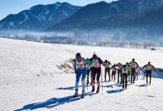 Ski Trail 2016, 30.01.2016, Tannheimer Tal, Austria (AUT) - Bad Hindelang, Germany (GER):Christian Voelz (GER) - Skitrail Tannheimertal, Bad Hindelang (GER). www.nordicfocus.com. © Felgenhauer/NordicFocus. Every downloaded picture is fee-liable.