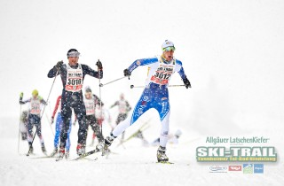 Ski Trail 2016, 31.01.2016, Tannheimer Tal, Austria (AUT) - Bad Hindelang, Germany (GER):David Brehmke (GER) - Skitrail Tannheimertal, Bad Hindelang (GER). www.nordicfocus.com. © Felgenhauer/NordicFocus. Every downloaded picture is fee-liable.