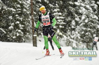 Ski Trail 2016, 31.01.2016, Tannheimer Tal, Austria (AUT) - Bad Hindelang, Germany (GER):Wolfgang Lagler (GER) - Skitrail Tannheimertal, Bad Hindelang (GER). www.nordicfocus.com. © Felgenhauer/NordicFocus. Every downloaded picture is fee-liable.