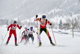 Skitrail Tannheimer Tal Bad Hindelang 2015, 25.01.2015, Tannheimer Tal, Austria (AUT): Julius Buchfink (GER)
