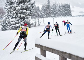 Skitrail Tannheimer Tal Bad Hindelang 2015, 25.01.2015, Tannheimer Tal, Austria (AUT): Peter Schlickenrieder (GER)