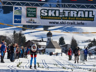 Ski Trail 2016, 30.01.2016, Tannheimer Tal, Austria (AUT) - Bad Hindelang, Germany (GER): Max Olex (GER) - Skitrail Tannheimertal, Bad Hindelang (GER). www.nordicfocus.com. © Felgenhauer/NordicFocus. Every downloaded picture is fee-liable.