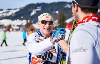 Ski Trail 2016, 30.01.2016, Tannheimer Tal, Austria (AUT) - Bad Hindelang, Germany (GER):Jana Koeck (AUT) - Skitrail Tannheimertal, Bad Hindelang (GER). www.nordicfocus.com. © Felgenhauer/NordicFocus. Every downloaded picture is fee-liable.