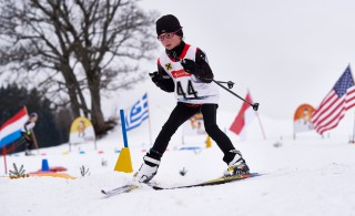 Skitrail Tannheimer Tal Bad Hindelang 2015, 23.01.2015, Tannheimer Tal, Austria (AUT) - Bad Hindelang, Germany (GER): TeCo - kids race for technique and coordination, 
