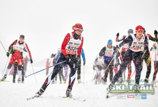 Ski Trail 2016, 31.01.2016, Tannheimer Tal, Austria (AUT) - Bad Hindelang, Germany (GER): snowy racing  - Skitrail Tannheimertal, Bad Hindelang (GER). www.nordicfocus.com. © Felgenhauer/NordicFocus. Every downloaded picture is fee-liable.