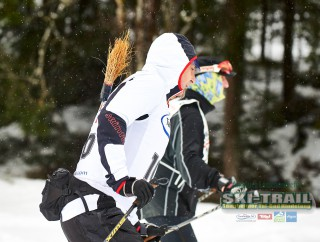 Ski Trail 2016, 31.01.2016, Tannheimer Tal, Austria (AUT) - Bad Hindelang, Germany (GER): gruppetto  - Skitrail Tannheimertal, Bad Hindelang (GER). www.nordicfocus.com. © Felgenhauer/NordicFocus. Every downloaded picture is fee-liable.