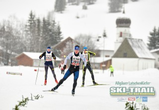 Ski Trail 2016, 31.01.2016, Tannheimer Tal, Austria (AUT) - Bad Hindelang, Germany (GER):Tobias Rath (GER) - Skitrail Tannheimertal, Bad Hindelang (GER). www.nordicfocus.com. © Felgenhauer/NordicFocus. Every downloaded picture is fee-liable.