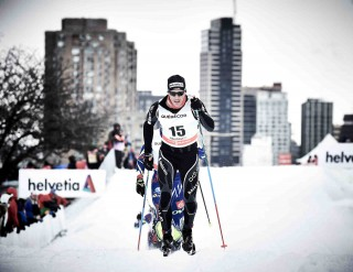 Wintersport, 02.03.2016, Montreal, Canada (CAN):Jovian Hediger (SUI) - FIS world cup cross-country, mass men, Montreal (CAN). www.nordicfocus.com. © Felgenhauer/NordicFocus. Every downloaded picture is fee-liable.