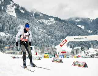 Skitrail Tannheimer Tal Bad Hindelang 2015, 24.01.2015, Tannheimer Tal, Austria (AUT) - Bad Hindelang, Germany (GER): Tobias Rath (GER)