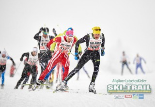 Ski Trail 2016, 31.01.2016, Tannheimer Tal, Austria (AUT) - Bad Hindelang, Germany (GER):Steffen Haak (GER) - Skitrail Tannheimertal, Bad Hindelang (GER). www.nordicfocus.com. © Felgenhauer/NordicFocus. Every downloaded picture is fee-liable.