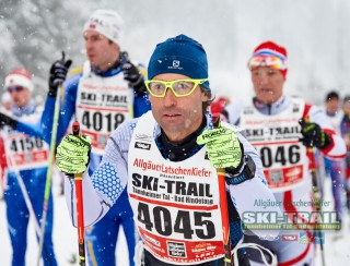 Ski Trail 2016, 31.01.2016, Tannheimer Tal, Austria (AUT) - Bad Hindelang, Germany (GER):Peter Schlickenrieder (GER) - Skitrail Tannheimertal, Bad Hindelang (GER). www.nordicfocus.com. © Felgenhauer/NordicFocus. Every downloaded picture is fee-liable.