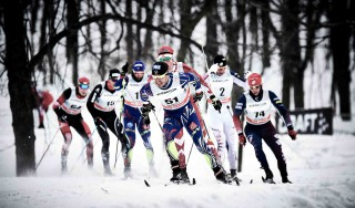Wintersport, 02.03.2016, Montreal, Canada (CAN):Robin Duvillard (FRA) - FIS world cup cross-country, mass men, Montreal (CAN). www.nordicfocus.com. © Felgenhauer/NordicFocus. Every downloaded picture is fee-liable.