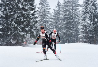 Skitrail Tannheimer Tal Bad Hindelang 2015, 25.01.2015, Tannheimer Tal, Austria (AUT): Sigrun Hannes (GER)