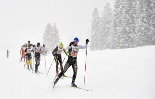 Skitrail Tannheimer Tal Bad Hindelang 2015, 25.01.2015, Tannheimer Tal, Austria (AUT): Tobias Rath (GER)