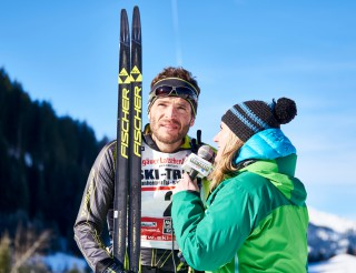 Ski Trail 2016, 30.01.2016, Tannheimer Tal, Austria (AUT) - Bad Hindelang, Germany (GER):Martin Sutter (AUT) - Skitrail Tannheimertal, Bad Hindelang (GER). www.nordicfocus.com. © Felgenhauer/NordicFocus. Every downloaded picture is fee-liable.