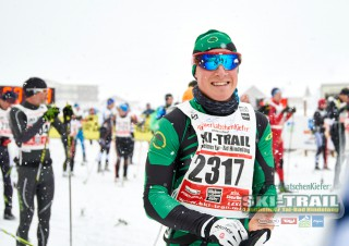 Ski Trail 2016, 31.01.2016, Tannheimer Tal, Austria (AUT) - Bad Hindelang, Germany (GER):Nick Montgomery (AUS) - Skitrail Tannheimertal, Bad Hindelang (GER). www.nordicfocus.com. © Felgenhauer/NordicFocus. Every downloaded picture is fee-liable.