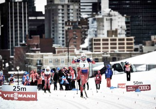 Wintersport, 02.03.2016, Montreal, Canada (CAN):Emil Iversen (NOR) - FIS world cup cross-country, mass men, Montreal (CAN). www.nordicfocus.com. © Felgenhauer/NordicFocus. Every downloaded picture is fee-liable.