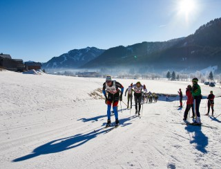 Ski Trail 2016, 30.01.2016, Tannheimer Tal, Austria (AUT) - Bad Hindelang, Germany (GER):Thomas Steurer (AUT) - Skitrail Tannheimertal, Bad Hindelang (GER). www.nordicfocus.com. © Felgenhauer/NordicFocus. Every downloaded picture is fee-liable.