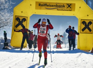 Ski Trail 2016, 30.01.2016, Tannheimer Tal, Austria (AUT) - Bad Hindelang, Germany (GER): Jonas Boehler (GER) - Skitrail Tannheimertal, Bad Hindelang (GER). www.nordicfocus.com. © Felgenhauer/NordicFocus. Every downloaded picture is fee-liable.