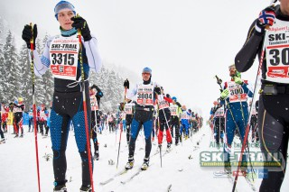 Ski Trail 2016, 31.01.2016, Tannheimer Tal, Austria (AUT) - Bad Hindelang, Germany (GER):Kay Helfricht (GER) - Skitrail Tannheimertal, Bad Hindelang (GER). www.nordicfocus.com. © Felgenhauer/NordicFocus. Every downloaded picture is fee-liable.