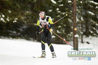 Ski Trail 2016, 31.01.2016, Tannheimer Tal, Austria (AUT) - Bad Hindelang, Germany (GER):Sigrid Mutscheller (GER) - Skitrail Tannheimertal, Bad Hindelang (GER). www.nordicfocus.com. © Felgenhauer/NordicFocus. Every downloaded picture is fee-liable.