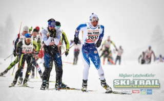 Ski Trail 2016, 31.01.2016, Tannheimer Tal, Austria (AUT) - Bad Hindelang, Germany (GER):Martin Rejzek (GER) - Skitrail Tannheimertal, Bad Hindelang (GER). www.nordicfocus.com. © Felgenhauer/NordicFocus. Every downloaded picture is fee-liable.
