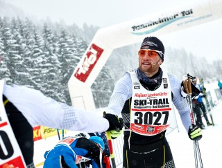 Skitrail Tannheimer Tal Bad Hindelang 2015, 25.01.2015, Tannheimer Tal, Austria (AUT): Alexander Wolz (GER)
