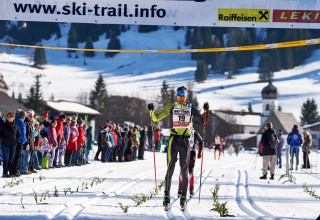 Ski Trail 2016, 30.01.2016, Tannheimer Tal, Austria (AUT) - Bad Hindelang, Germany (GER): Michael Schnetzer (GER) - Skitrail Tannheimertal, Bad Hindelang (GER). www.nordicfocus.com. © Felgenhauer/NordicFocus. Every downloaded picture is fee-liable.