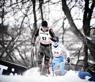 Wintersport, 02.03.2016, Montreal, Canada (CAN):Jonas Dobler (GER) - FIS world cup cross-country, mass men, Montreal (CAN). www.nordicfocus.com. © Felgenhauer/NordicFocus. Every downloaded picture is fee-liable.