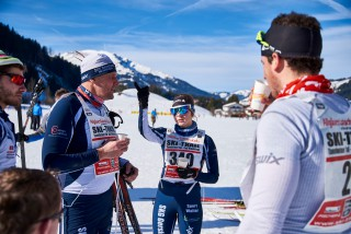 Ski Trail 2016, 30.01.2016, Tannheimer Tal, Austria (AUT) - Bad Hindelang, Germany (GER):Sophie Richter (GER) - Skitrail Tannheimertal, Bad Hindelang (GER). www.nordicfocus.com. © Felgenhauer/NordicFocus. Every downloaded picture is fee-liable.