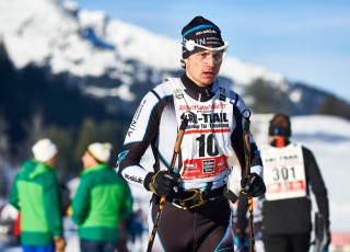 Ski Trail 2016, 30.01.2016, Tannheimer Tal, Austria (AUT) - Bad Hindelang, Germany (GER): Christoph Friedl (GER) - Skitrail Tannheimertal, Bad Hindelang (GER). www.nordicfocus.com. © Felgenhauer/NordicFocus. Every downloaded picture is fee-liable.