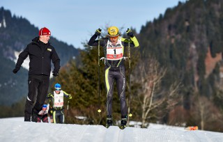 Ski Trail 2016, 30.01.2016, Tannheimer Tal, Austria (AUT) - Bad Hindelang, Germany (GER): Christian Baldauf (AUT) - Skitrail Tannheimertal, Bad Hindelang (GER). www.nordicfocus.com. © Felgenhauer/NordicFocus. Every downloaded picture is fee-liable.