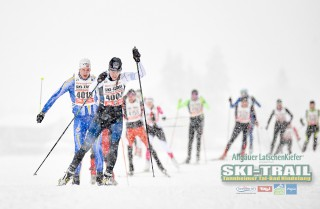 Ski Trail 2016, 31.01.2016, Tannheimer Tal, Austria (AUT) - Bad Hindelang, Germany (GER):Linda Becker (GER) - Skitrail Tannheimertal, Bad Hindelang (GER). www.nordicfocus.com. © Felgenhauer/NordicFocus. Every downloaded picture is fee-liable.